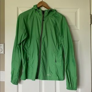 Eddie Bauer Windbreaker Shell Jacket